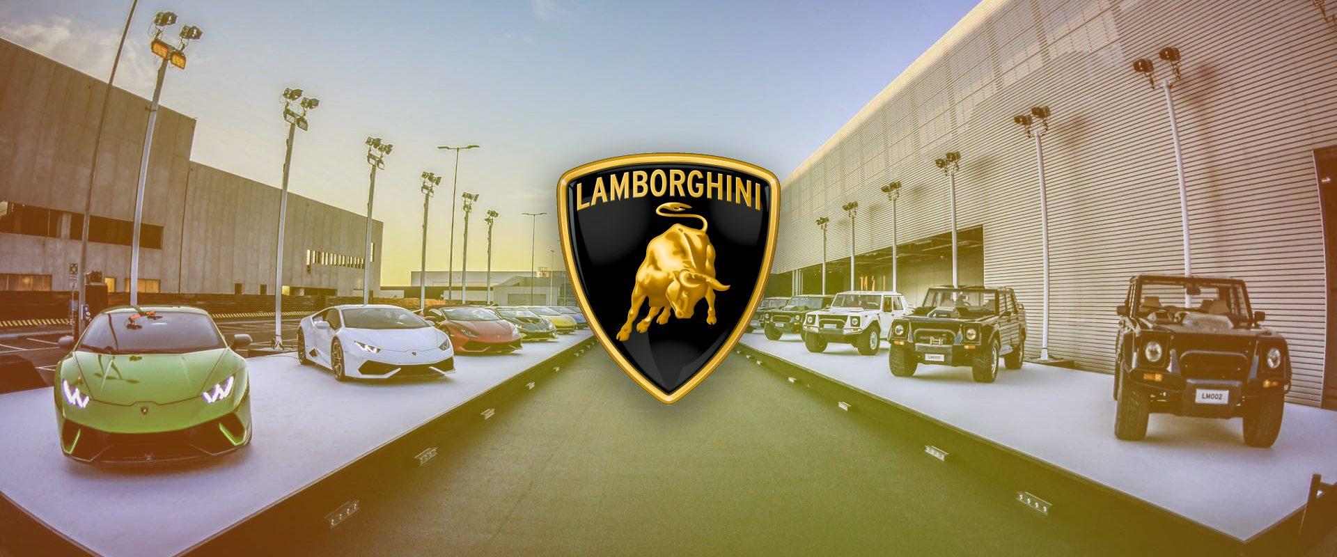 7 curiosidades incríveis sobre a Lamborghini