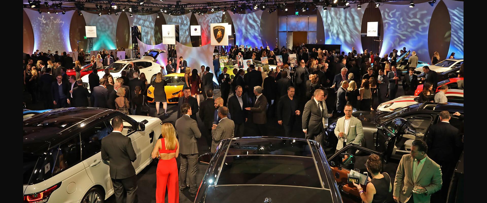 Salões do automóvel pelo mundo – Das origens ao sucesso