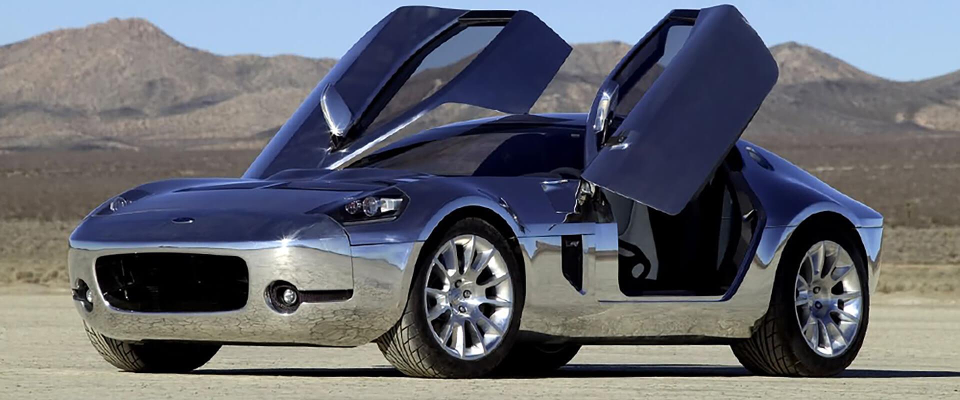 2 carros-conceito que não ganharam as ruas