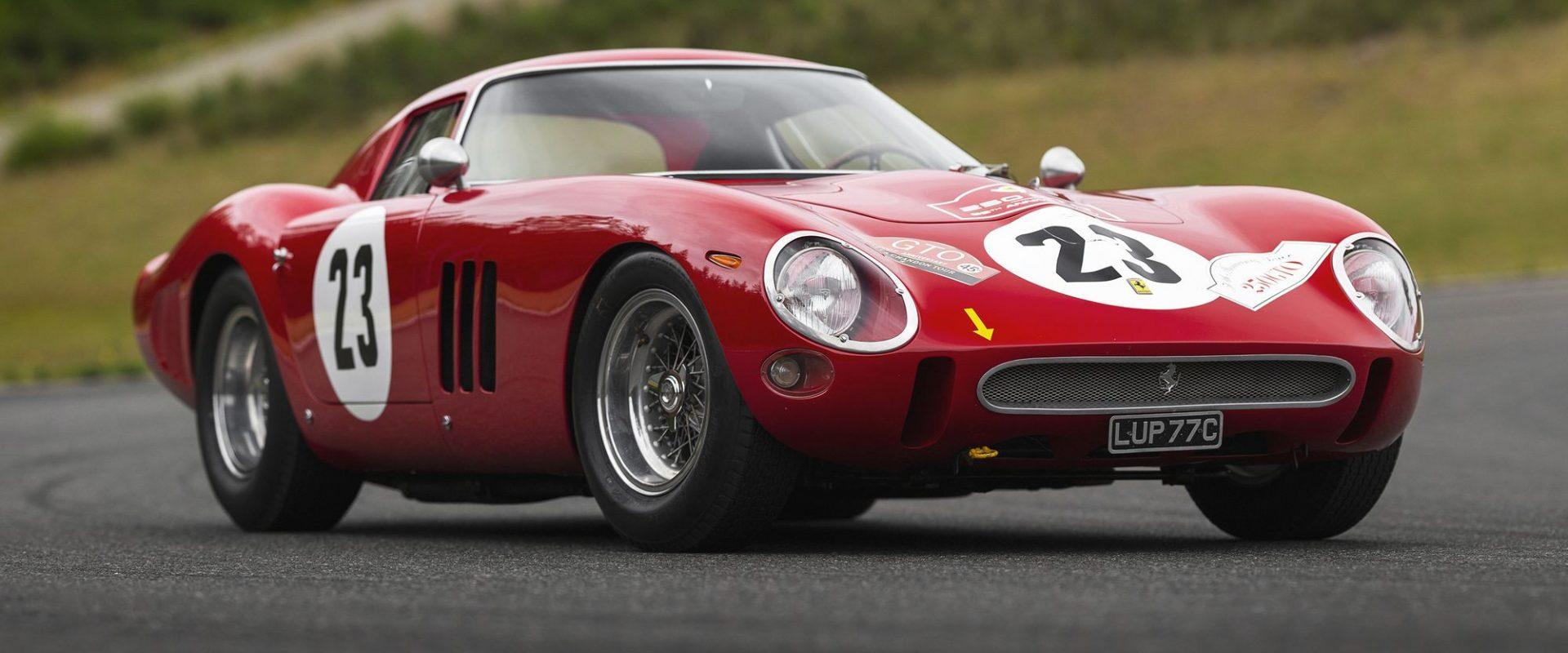 Quais as Ferraris mais bonitas de todos os tempos?