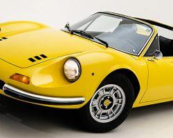 "A história da Dino, a ""submarca"" da Ferrari."