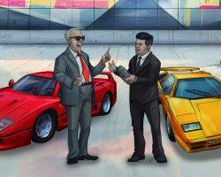Ferrari x Lamborghini: Características e qualidades de cada marca