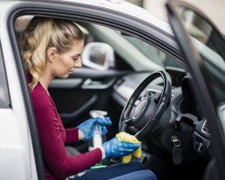 Higienização do carro: dicas para prevenir o Coronavírus