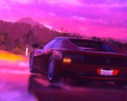 Ferrari Testarossa: Mais que um carro, o símbolo de uma época!