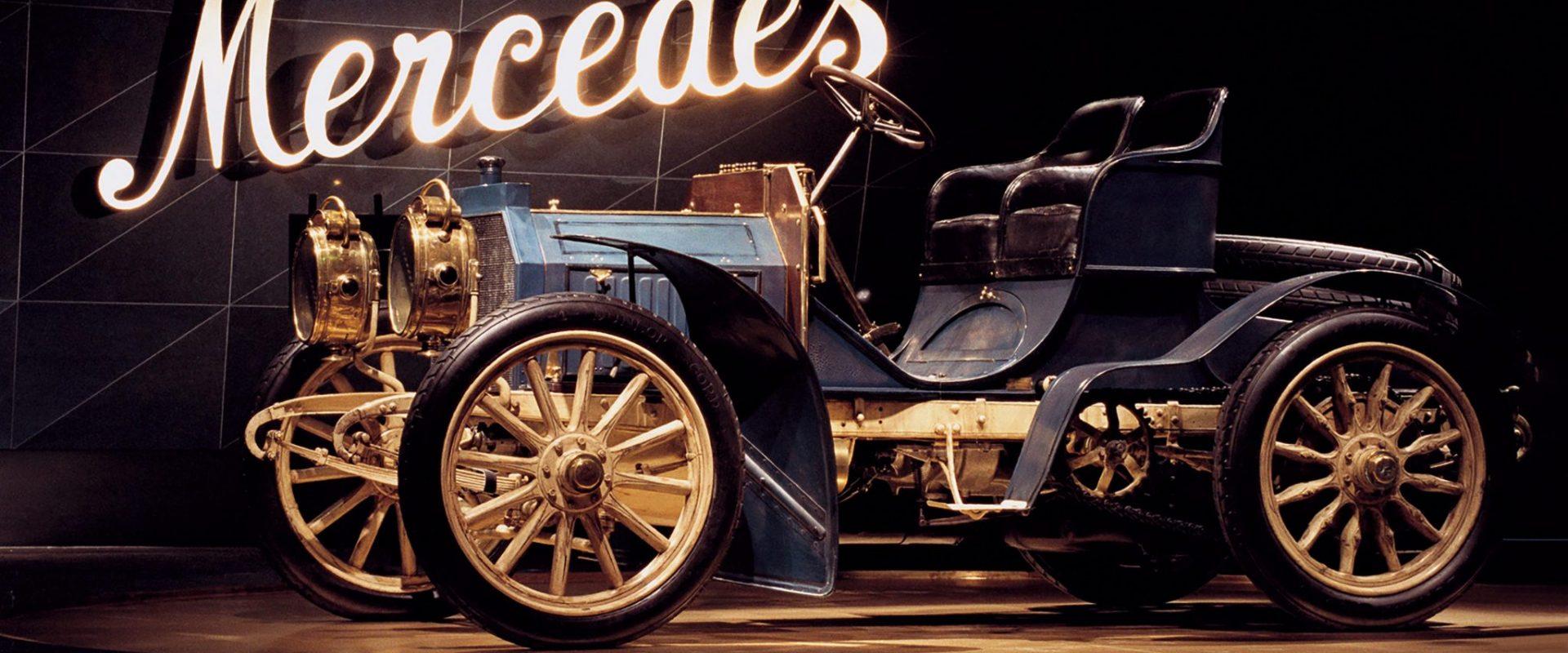 História da Mercedes-Benz: Conheça essa poderosa marca alemã!