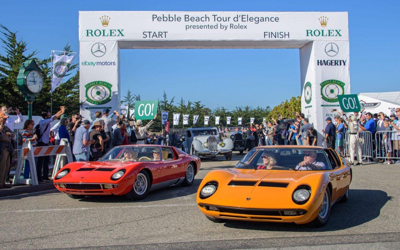 Conheça o Pebble Beach Concours d'Elegance